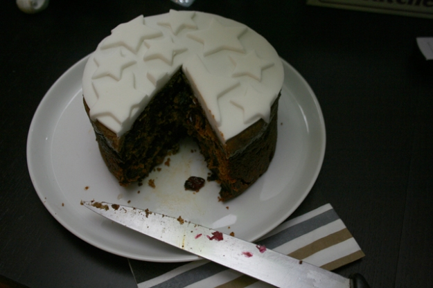Christmas Baking - Cake 06