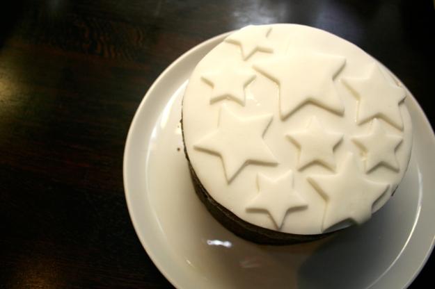 Christmas Baking - Cake 05