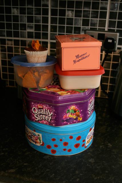 Vanilla Cupcakes 07